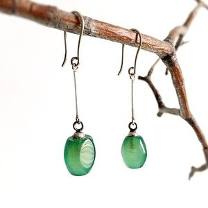 Boutique | Green Aventurine Earrings